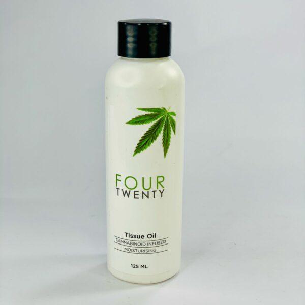 Cannabis Tissue Oil
